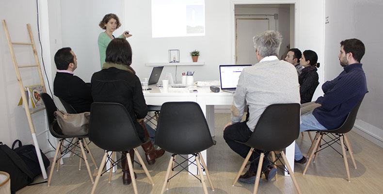 Reunión del equipo de Digital Gwowth