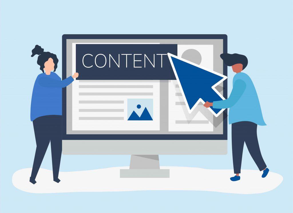 Estrategia seo para ecommerce creación de contenido