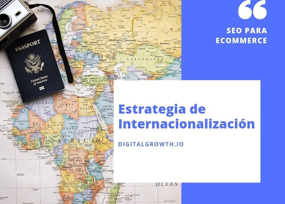 Estrategia de internacionalización SEO