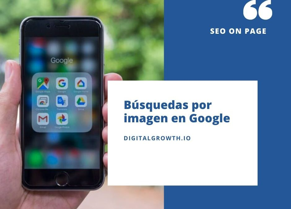 Busquedas por imagen en Google