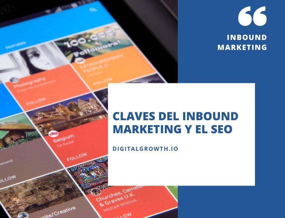 Claves del Inbound marketing y el SEO