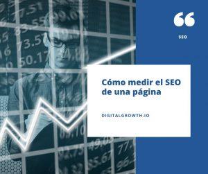 como medir el seo de tu pagina web