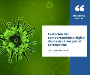 Evolución del marketing digital durante el coronavirus